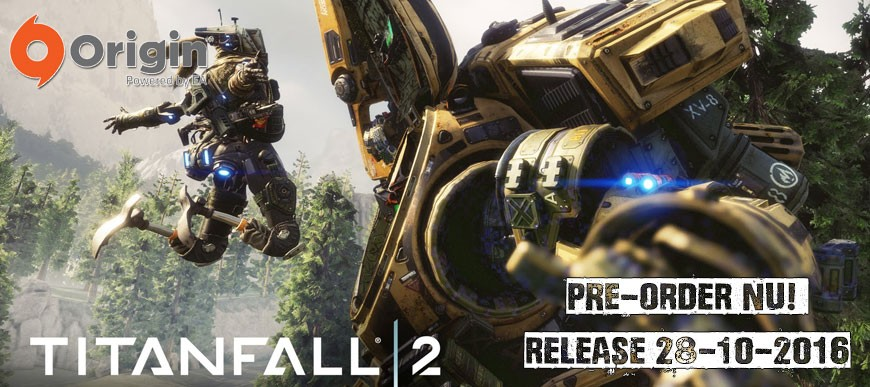 TitanFall 2 Game Key